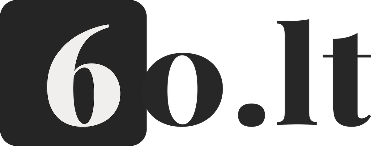 60.lt logotipas