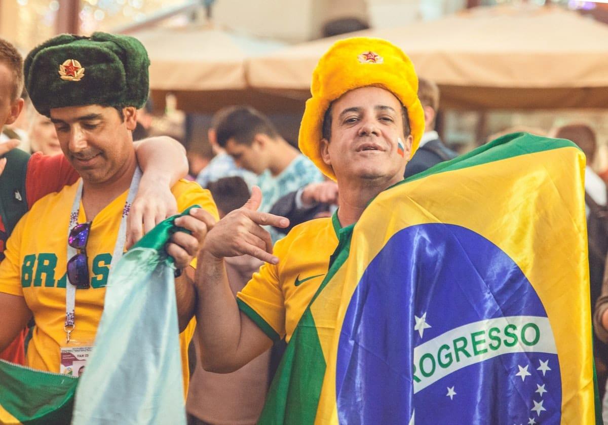 Brazilija tevo diena