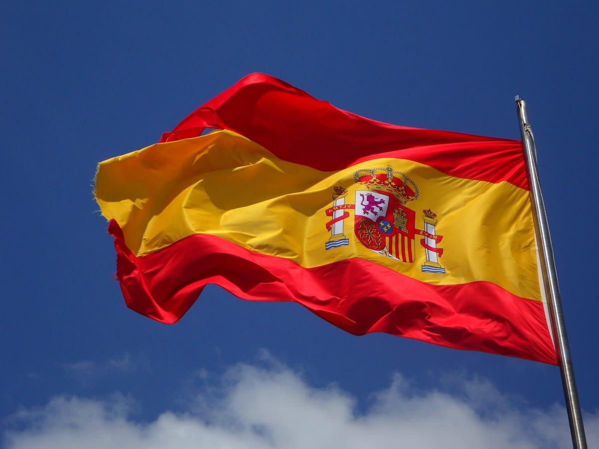 Ispanijos veliava tevo diena