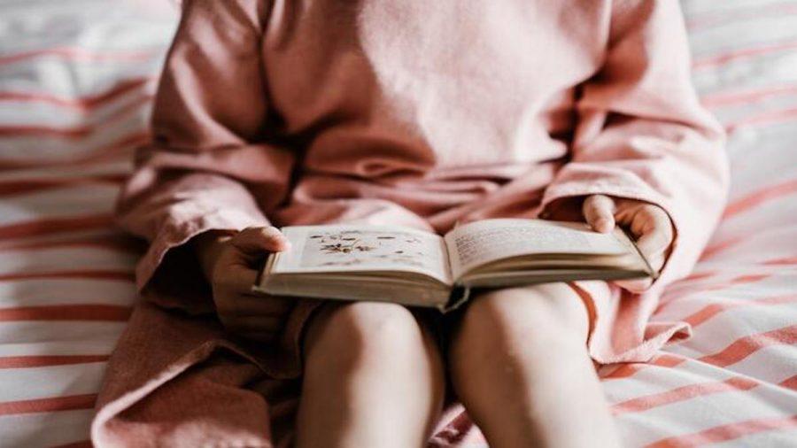 knyga ant kelių