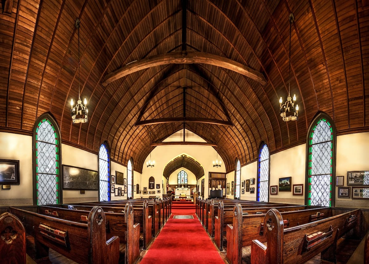 baznycia krikštynos bažnyčioje